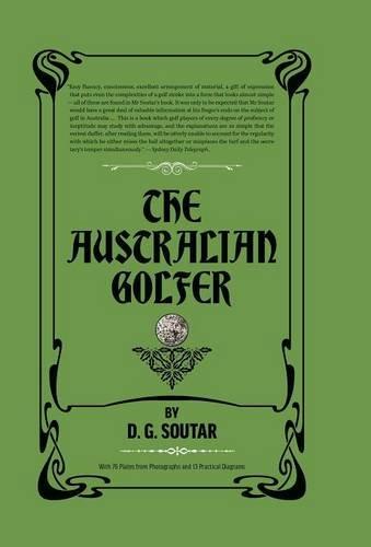 9781925281279: The Australian Golfer