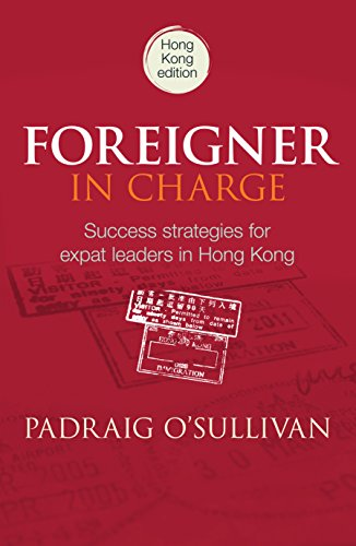 9781925335132: Foreigner in Charge: Hong Kong