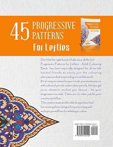 9781925422122: Progressive Patterns For Lefties