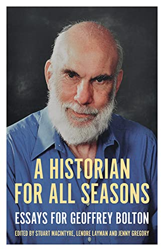 A Historian for All Seasons: Essays for: Edited by Stuart