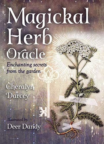 9781925682335: Magickal Herb Oracle: Enchanting Secrets from the Garden
