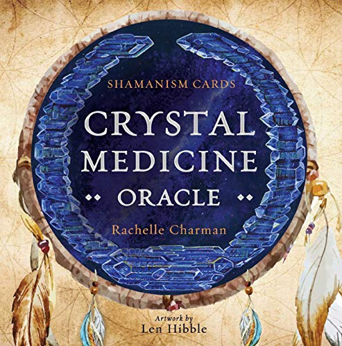 9781925682359: CRYSTAL MEDICINE ORACLE (Rockpool Oracle Cards)