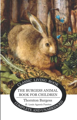 9781925729016: The Burgess Animal Book for Children - Color Edition