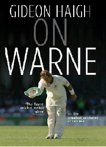 9781926428994: On Warne