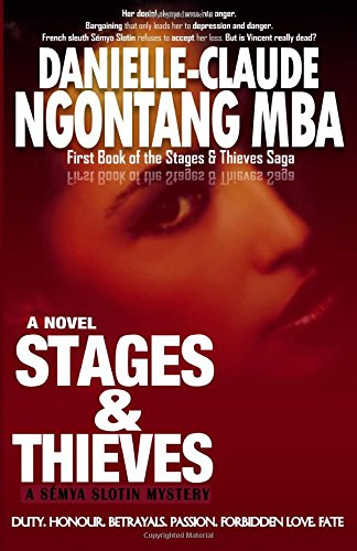 9781926445052: Stages & Thieves (Semya Slotin Mystery) (Volume 5)