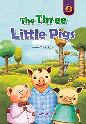 9781926484822: The Three Little Pigs (Caramel Tree Readers Level 2)