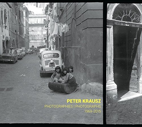 9781926492063: Peter Krausz: Photographies / Photographs 1969-2015 (French Edition)