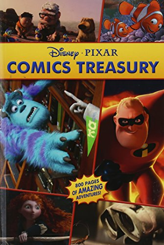 Disney Pixar Comics Treasury: Disney Storybook Artists
