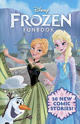 Disney's Frozen Funbook: Orsi, Tea; Ferrari, Alessandro; Melaranci, Elisabetta; Rea, Arianna; ...