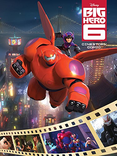 9781926516967: Disney Big Hero 6 Cinestory Comic