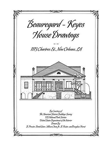 9781926517247: Beauregard-Keyes House Drawings