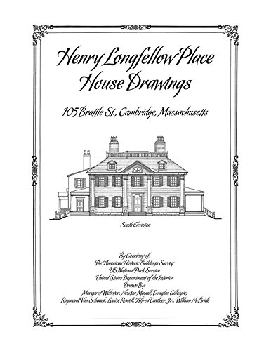 9781926517490: Henry Longfellow Place House Drawings, Cambridge, MA