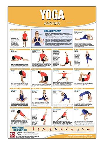 9781926534732: Yoga - Asana Poster