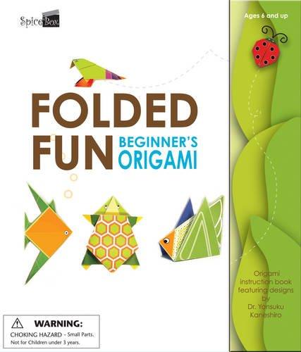 9781926567051: Folded Fun Beginner's Origami (Fun with)