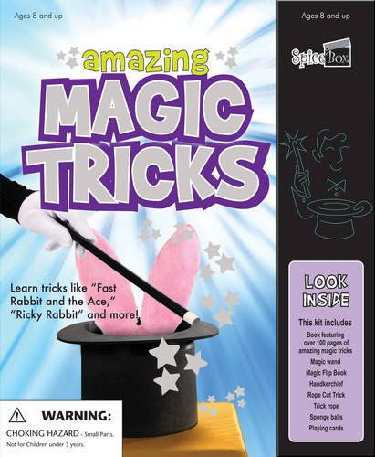9781926567556: Amazing Magic Tricks (Kits for Kids)