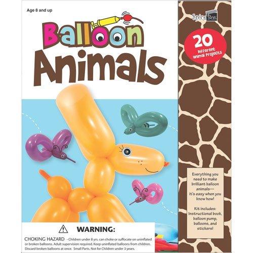 9781926567693: Balloon Animals (Fun With)