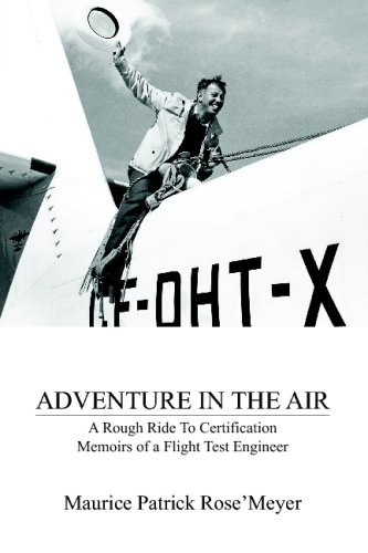 9781926582146: Adventure in the Air: Memoirs of a Flight Test Engineer