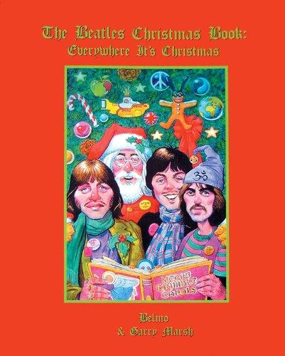 9781926592251: The Beatles Christmas Book: Everywhere It's Christmas