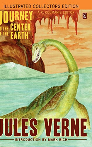 9781926606279: Journey to the Center of the Earth (1000 Copy Limited Illustrated Edition)(SF Classic)