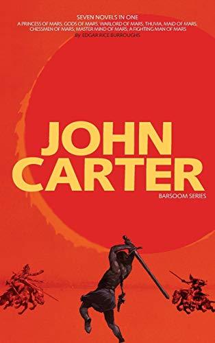 9781926606859: John Carter: Barsoom Series (7 Novels) A Princess of Mars; Gods of Mars; Warlord of Mars; Thuvia, Maid of Mars; Chessmen of Mars; Master Mind of Mars; Fighting Man of Mars COMPLETE WITH ILLUSTRATIONS