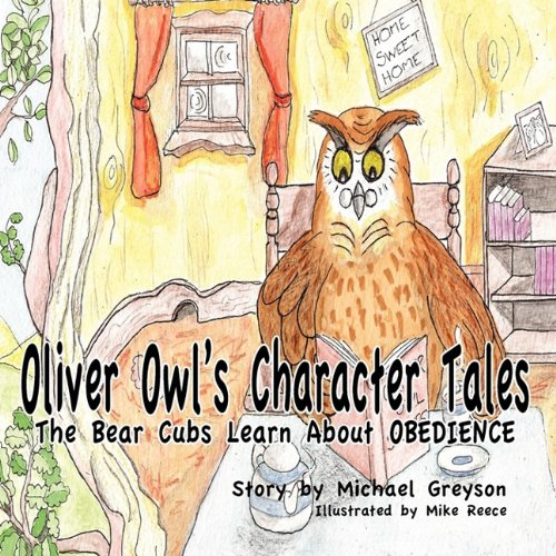 9781926635286: Oliver Owl's Character Tales
