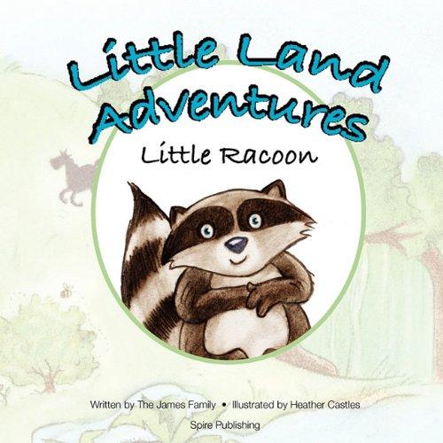 9781926635361: Little Land Adventures - Little Racoon