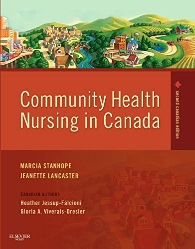 9781926648095: Community Health Nursing in Canada
