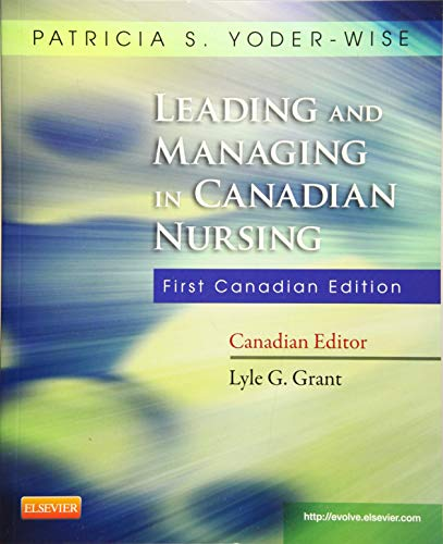 9781926648613: Leading and Managing in Canadian Nursing