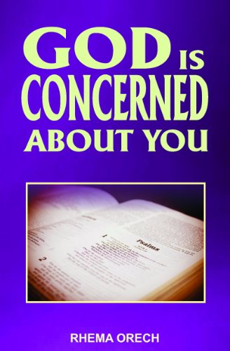 9781926652139: God is concerned about you