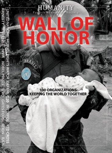 Humanity: Wall of Honor: 100 Organizations Keeping: Murray, Kim