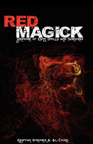 9781926667126: Red Magick: Grimoire of Djinn Spells and Sorceries