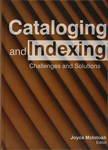 9781926692760: Cataloging and Indexing: Challenges and Solutions