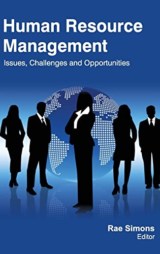 9781926692890: Human Resource Management: Issues, Challenges and Opportunities