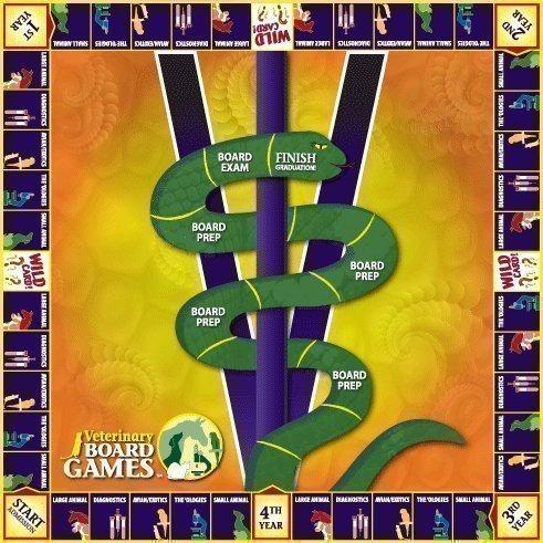 9781926697048: Veterinary Board Games: The Board