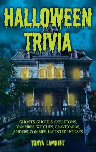 Halloween Trivia: Lambert, Tonya
