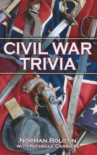 9781926700311: Civil War Trivia