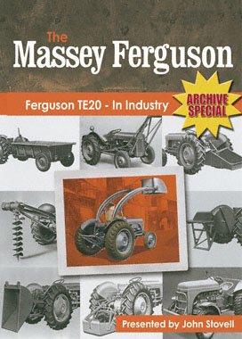 9781926713793: Massey Ferguson Archive Special - Ferguson TE20 - In Industry