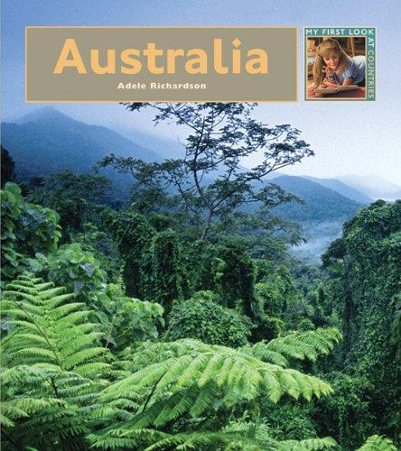 My First Look At: Australia: Richardson, Adele