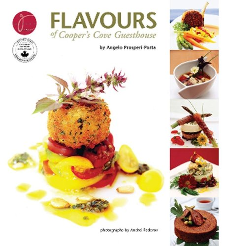 9781926741017: Flavours of Cooper's Cove Guesthouse