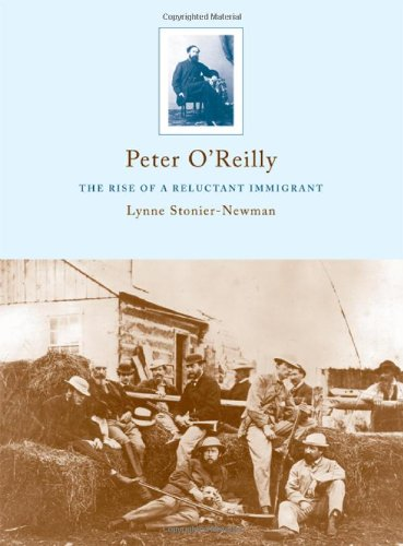 Peter O'Reilly : The Rise Of A Reluctant Immigrant