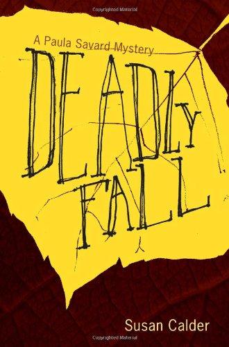 Deadly Fall: Calder, Susan