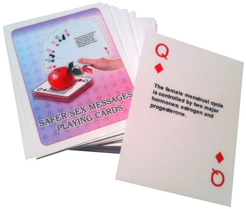 9781926742113: Safer Sex Messages Playing Cards