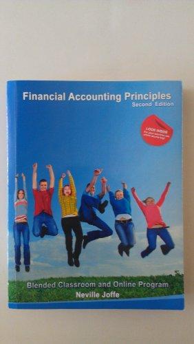 9781926751023: Financial Accounting Principles
