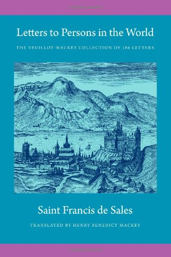 9781926777221: Letters to Persons in the World: The Veuillot-Mackey Collection of 186 Letters