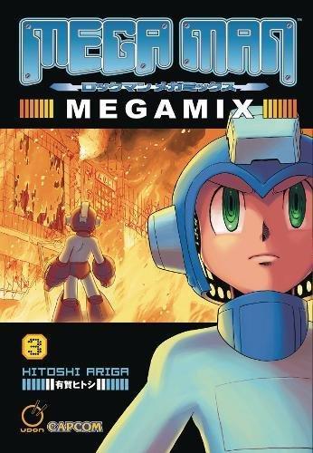 Mega Man Megamix, Vol. 3: Hitoshi Ariga