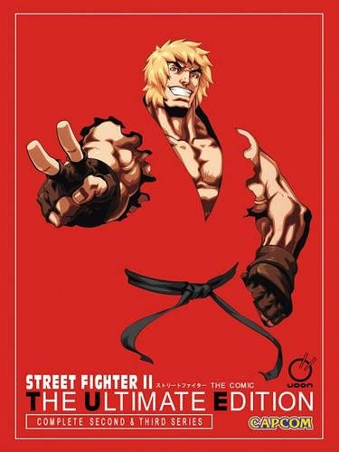 9781926778068: Street Fighter II - The Ultimate Edition (Street Fighter 2nd & 3rd Series)