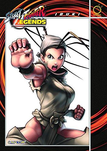 9781926778136: Street Fighter Legends: Ibuki