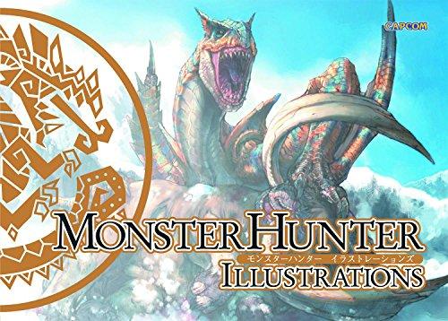 Monster Hunter Illustrations (Monster Hunter Illus SC): Capcom
