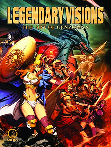 9781926778211: Legendary Visions: The Art of Genzoman