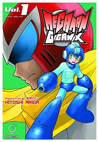 Mega Man Gigamix 1: Tsuchiya, Tama (con);